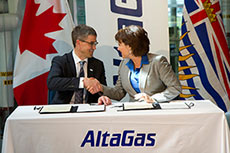 AltaGas to expand use of LNG in B.C.