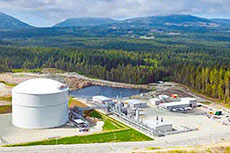 LNG projects granted environmental assessment approval