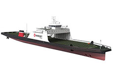 Seaspan orders dual-fuel ferries
