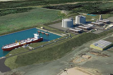 Jordan Cove LNG receives draft EIS