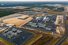 QGC starts up major gas processing network