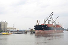 Nigerian ports LNG throughput increases 23%