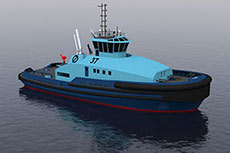 Gondan Shipyard wins LNG tug contract