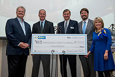 Freeport LNG awards funding to Brazosport College