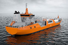 Launch of Wärtsilä's upgraded tanker design