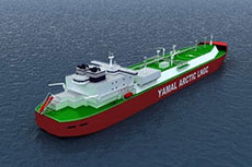 Wärtsilä dual-fuel engines to power icebreaking LNG carriers