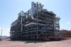 ALE completes work on LNG project
