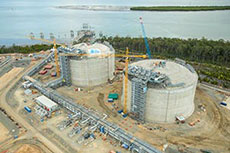 Bechtel delivers final module to Australia Pacific LNG project