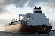 First fully loaded Q-Flex LNG vessels unloaded in Belgium
