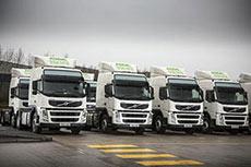 ALS to use Volvo dual fuel tractors
