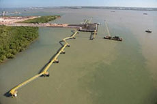 BAM Clough completes Ichthys jetty