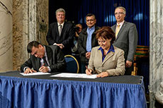 B.C. and First Nations to share LNG revenue