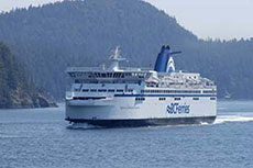 BC Ferries to convert Spirit vessels to LNG