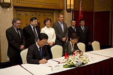 BC and China sanction partnerships