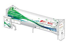 BOC launches LNG refuelling unit