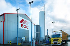 BOC signs LNG fuel contract with Containerships Ltd