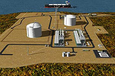 Bear Head LNG files LNG export application