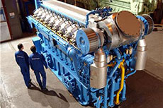Rolls-Royce to power LNG tug