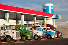 Interstate Distributor to buy LNG-fuelled trucks
