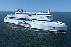 Brittany Ferries orders LNG ferry