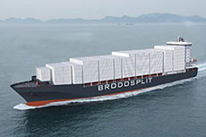 Brodosplit signs contract for two LNG container vessels