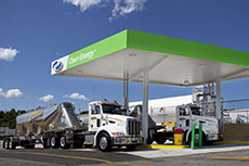 Customers order 70% more natural gas vehicles