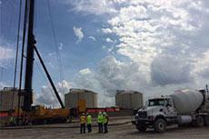 Cameron LNG project progressing