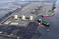 Sempra highlights progression of Cameron LNG project