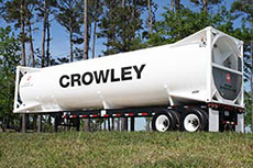 Crowley granted LNG export license