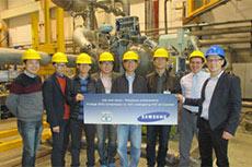 Cryostar reaches milestone