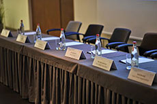 Seminar participants discuss Baltic LNG infrastructure