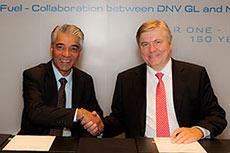 DNV GL and N-KOM promote LNG