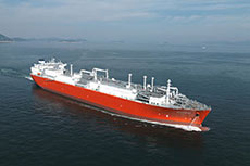 FRSU order for Daewoo Shipping