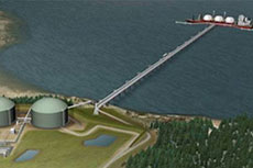 Downeast LNG put up for sale