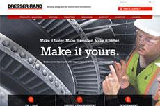Dresser-Rand launches new website