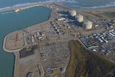 Dunkerque LNG tanks enter test phase