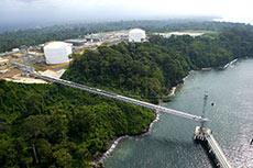 Equatorial Guinea LNG exceeds cargo target