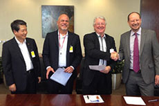 Magnolia LNG signs EPC with KBR and SKE&C