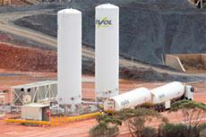 EVOL LNG wins new contract