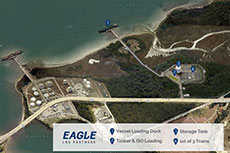 Eagle LNG submits draft resource reports