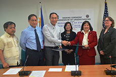 Funding for LNG industry in the Philippines
