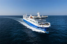LNG-powered ferry selects Navis technology