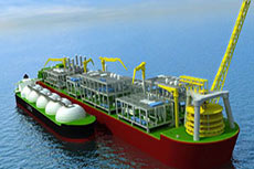 FMC to supply loading arms to Prelude FLNG