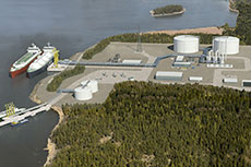 Gasum presents alternative LNG collaboration model