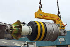 First Subsea pipeline tool for Ichthys LNG