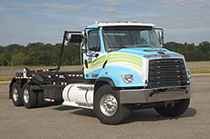Freightliner Trucks to offer Cummins Westport LNG engine