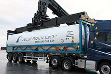 Fuelgarden LNG granted NEB export approval