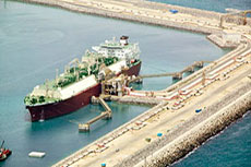 Stonepeak signs equity agreement with LNG Ltd.
