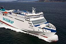 GNF and Baleària develop LNG engine