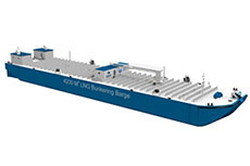 GTT and Conrad Shipyard to produce LNG membrane tanks